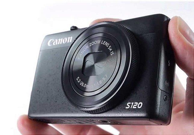 Canon S120 RGB com Disparador Automático