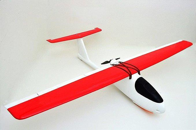 Great Flyer - ideal para projetos DIY - Fuselagem em Fibra de Vidro e Balsa