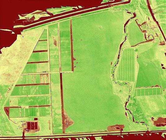 Análise dados para Agricultura de Precisão