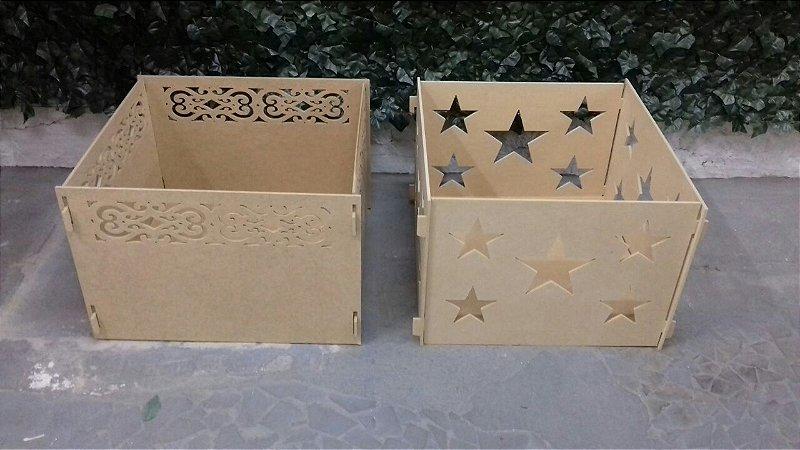 Caixa de Presentes  (60x56x40 de altura)