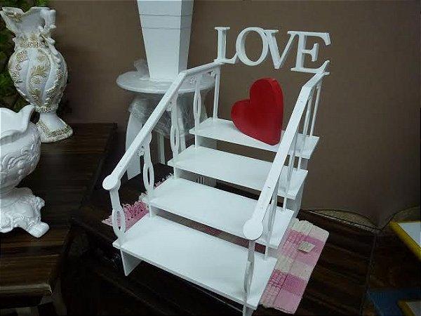 Escada Corrimão para Doces