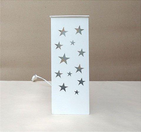 Luminaria de Mesa - Opção Estrela ou Flor