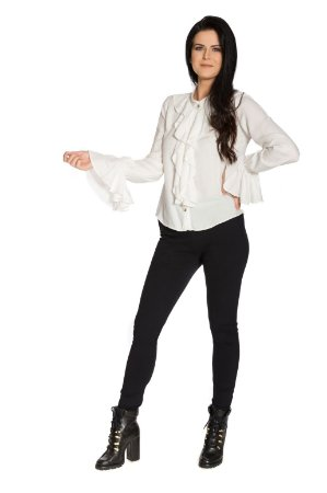 Camisa jabour off white