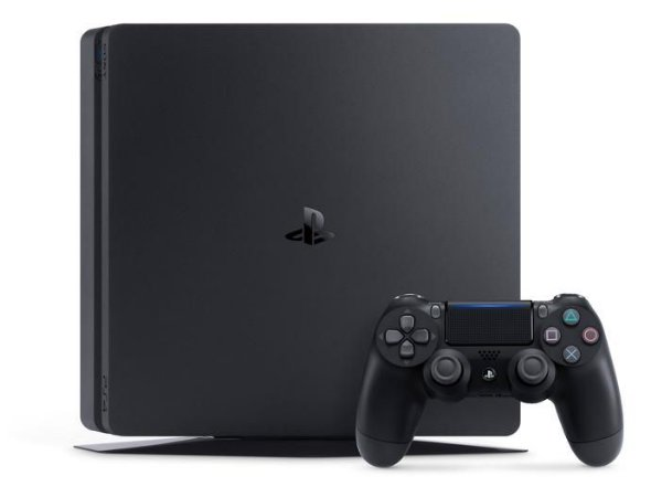 PlayStation 4 Slim 500GB (CUH-2116A) Preto