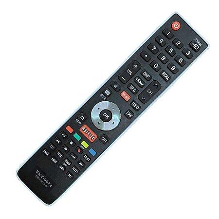 Controle Remoto para TV Hisense EN-33922A  ER-33911HS  ER-3391HS