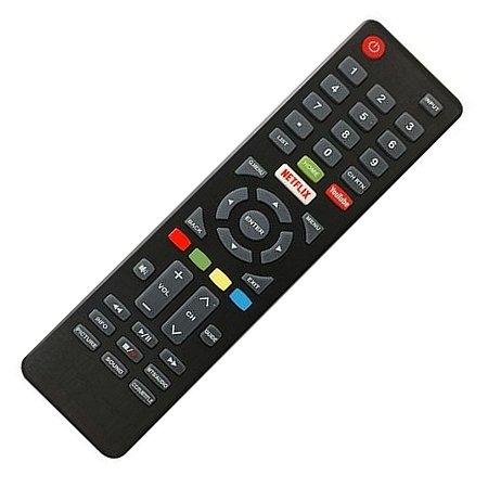 Controle Remoto para  Tv Cobia HR32H2SDK1 , HR58U3SDK1 , HR50U3SDK1