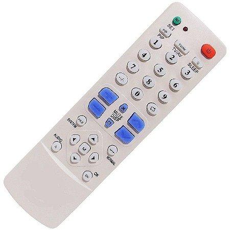 Controle Remoto Universal para TV - Mais de 100 Marcas Nacional e Importada