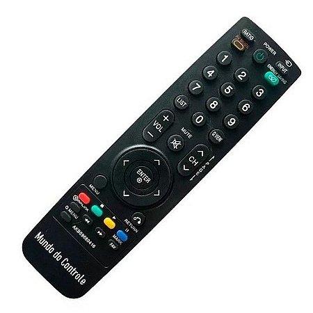 Controle Remoto para TV LG 47LH90QD / 55LH90QD / 42DPQ60D