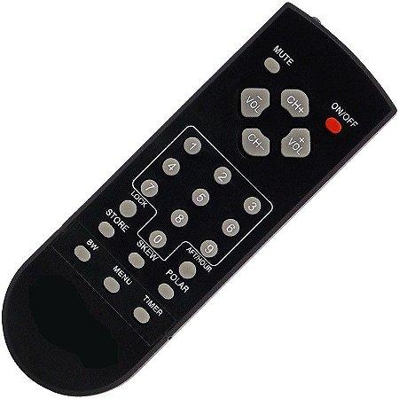 Controle Remoto Receptor Parabólica Quasar QA9800 / QA9700