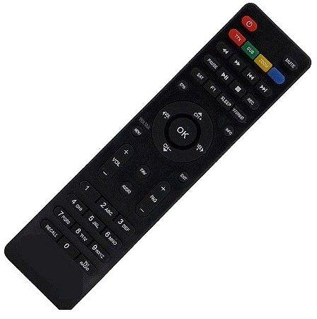 Controle Remoto Receptor Cinebox Maestro HD