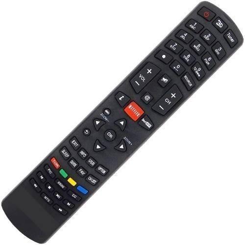 Controle Remoto Tv Led 3d Philco PH32E53SG- PH39E53SG - PH42E53SG