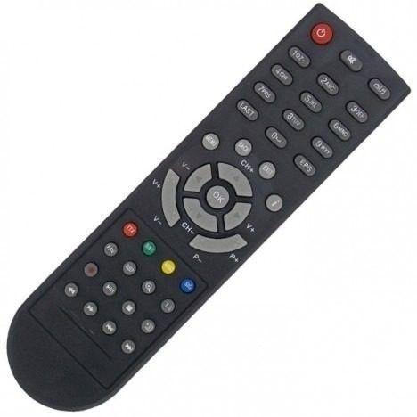 Controle Remoto Tocomsat Phoenix IPTV  HD