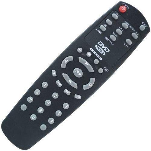 Controle Remoto  DVD Gradiente D10 / D12 /  RC992