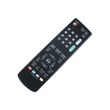 Controle Remoto Tv Lcd Sharp Aquos LC-32R24B / LC-42R24B /  LC46R24B