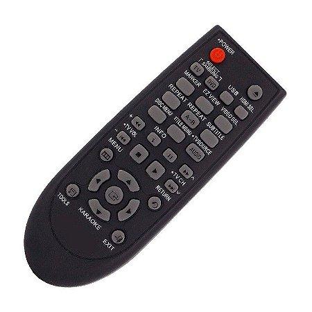 Controle Remoto DVD Samsung  C360K, C360KS, C450KP, C450KS, C450KS, D530K,  C550K , P191K, P390K
