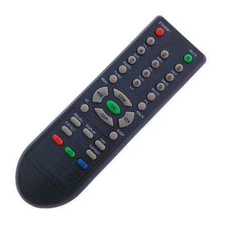 Controle Remoto TV Philco PH14E /  PH21MSS / PH29MSS /  Super Slim