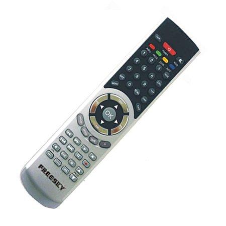 Controle Remoto Receptor  Freesky  Freeduo HD