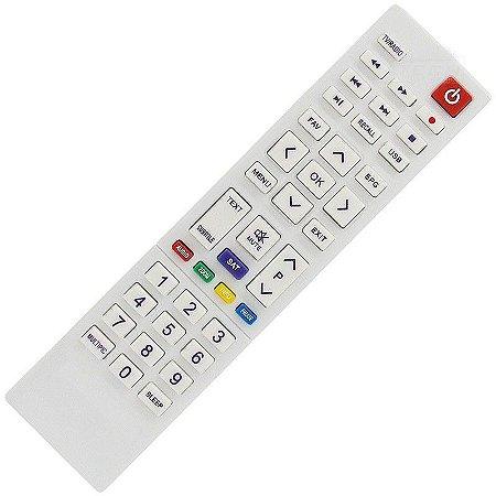 Controle Remoto  Receptor Azamerica S1009 HD / S1009 Plus