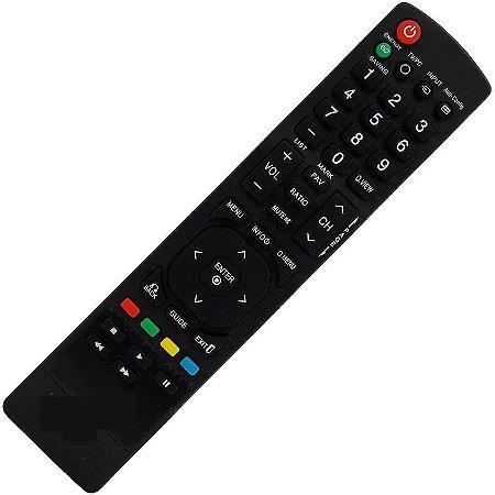 Controle Remoto TV LCD / LED LG  AKB72915286