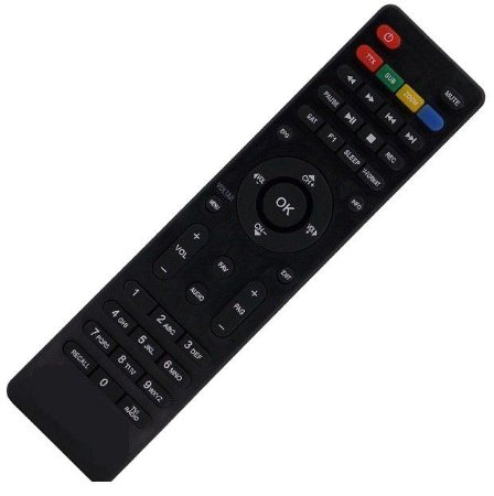 Controle Remoto Receptor  AZSKY SK-III HD IPTV