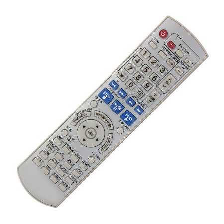 Controle Remoto Home Theater Panasonic EUR7662y30 / SA-ht740P / SA-HT744PC