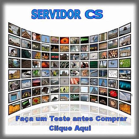 Servidor CS Claro SD / HD - SKY SD / HD   Plano 12 Meses