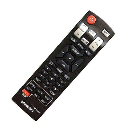 Controle Remoto Som LG Sound Bar Akb73575421