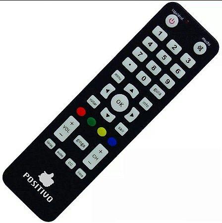 Controle Remoto  Conversor Digital Positivo Stb - 4141