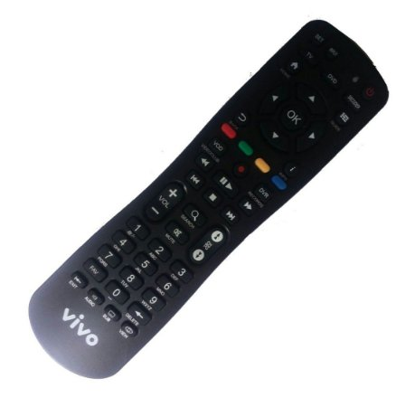 Controle Remoto P/ Conversor Digital Vivo TV  Original