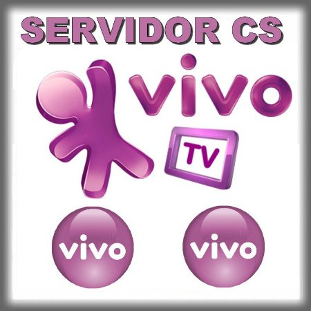 Servidor CS VIVO SD / HD  - Plano Mensal R$9,99