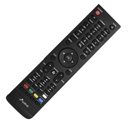 Controle Remoto  Receptor Audisat A3 HD