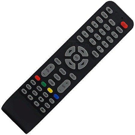 Controle Remoto Tv Philco Ph24t21dmt / Ph24t21dmtb / Ph24t21dm