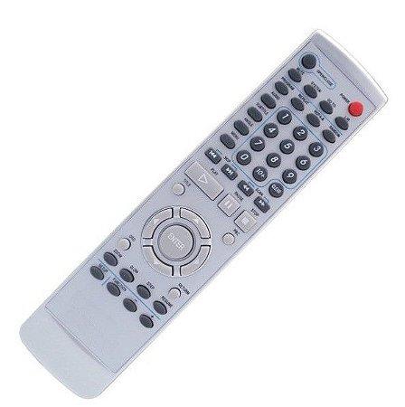 Controle Remoto DVD Philco PCR-105 / DVP-3500 / DVP-4000 / DVP-4500