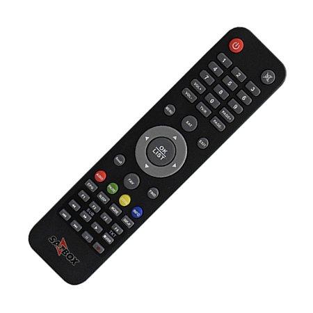 Controle Remoto Receptor  Satbox S1009 HD