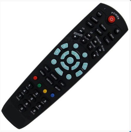 Controle Remoto Skybox F4s HD 1080p Dual Core HD