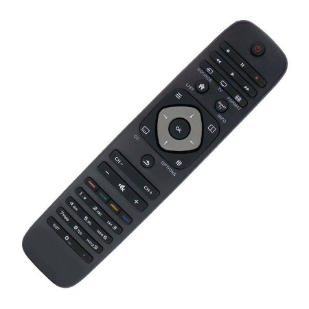Controle Remoto Tv Philips Smart - 24, 32, 42, 46, 47, 55 Polegadas
