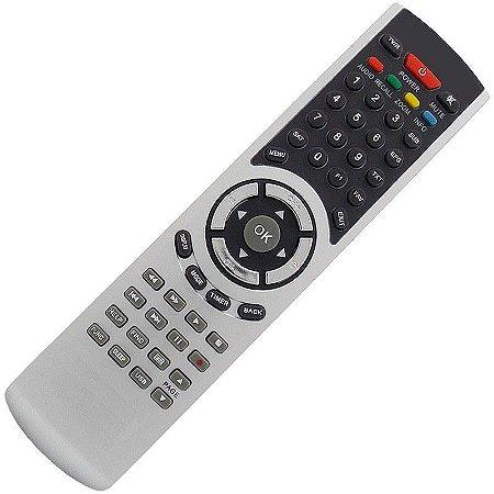 Controle Remoto  Receptor Digital Freei Net+ Full HD