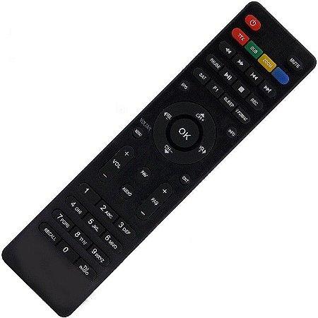 Controle Remoto Receptor  Azsat S-1010 HD