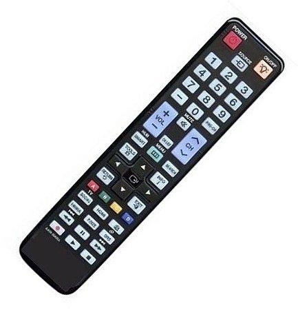 Controle Remoto Tv Para Samsung UN40D5500