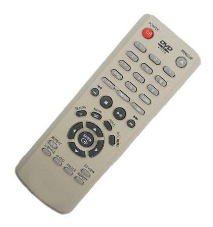 Controle Remoto Dvd Samsung AH59-00008A