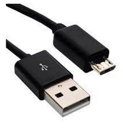 Cabo Dados Micro USB Para Celular V8  com 1 metro