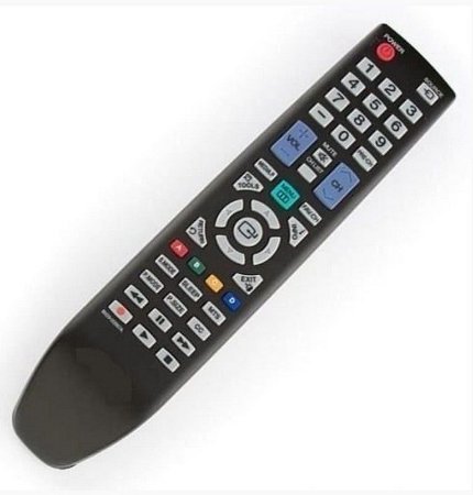 Controle Remoto Tv Lcd Samsung AA59-00486A / BN59-00867A / AA59-00481A / LN26D450 /  LN32B530P2MXZD