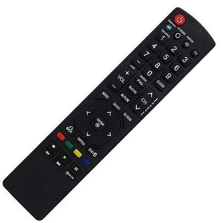 Controle Remoto Tv Lcd Led Plasma LG - 32, 42, 47, 55, 60 Polegadas