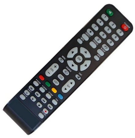Controle  Remoto TV CCE Tv Led  LT28G /  LT29G /  LT32G  / LTN32G  /  LW144 /  LW244 /  LN244 / LN39G
