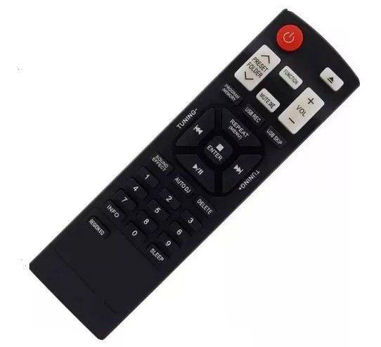 Controle Som LG AKB73655702 - Cm4420 / Cm4340 / Cm4350