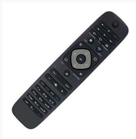 Controle Remoto Tv Philips Smart 24PFL3017D/78 | 32PFL5007G | 42PFL3508G/78 | 42PFL5007G/78 | 42PFL5007G | 42PFL5008G/78 | 42PFL6007G | 42PFL7007G | 42PFL7008G
