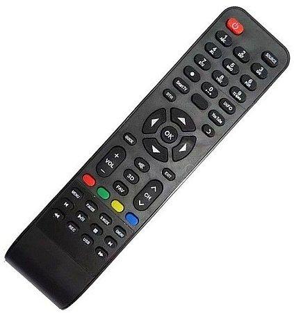 Controle Remoto Para Tv Philco Smart Tv 3d