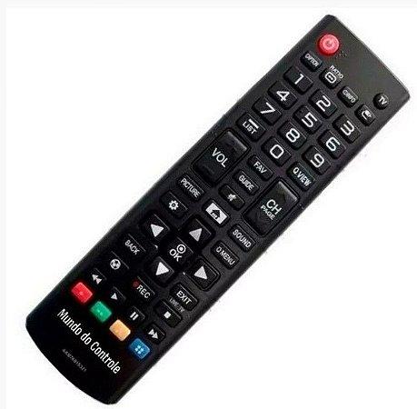 Controle Remoto P/ Tv LG Smart Led Lcd 43uh6100 43uh6100uh