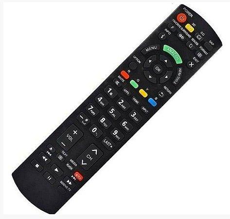 Controle Remoto Tv Led Panasonic Viera Eur7627z20