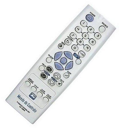 Controle Tv Gradiente e Philco G29Fm, Gs1429Fm, Tv-1423, Tf-2140, Tf-2150, Pcr-29Ef, Tpc-2910, Tpf-2941
